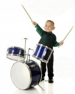 enfant-cours-batterie-débutant